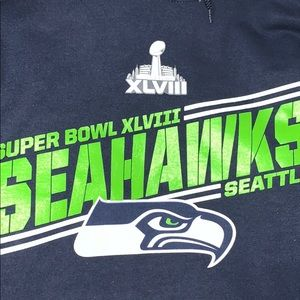 NFL Shirts - Superbowl 48 | Seattle Seahawks | NFL Sweater